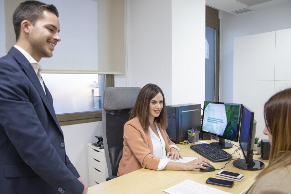 Ayudas al mantenimiento del empleo en empresas afectadas por el ERTE en Andalucía